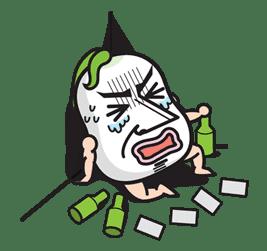 Daikon Bros sticker #2699