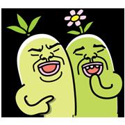 สติ๊กเกอร์ไลน์ Mandrake Bros