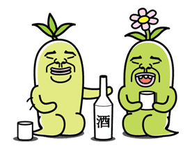 Mandrake Bros sticker #5144