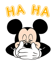 Mickey Mouse in Motion sticker #10467628