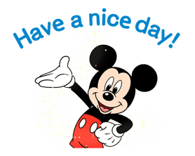 Mickey Mouse in Motion sticker #10467632