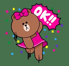 CHOCO & Pangyo's Love Punch sticker #12623015
