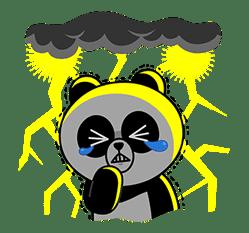 CHOCO & Pangyo's Love Punch sticker #12623024