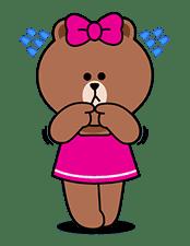 CHOCO & Pangyo's Love Punch sticker #12623025