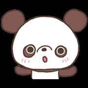 สติ๊กเกอร์ไลน์ หมีน้อย Chocopa