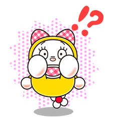 Doraemon & Dorami sticker #14671