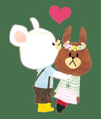 the bears' school sticker #14863