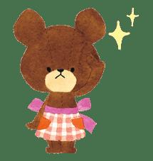 the bears' school sticker #14864