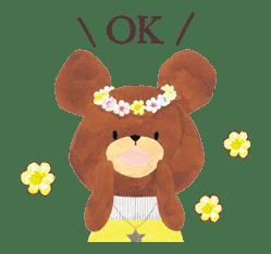 the bears' school sticker #14867