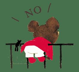 the bears' school sticker #14868