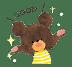 the bears' school sticker #14869