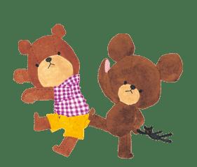 the bears' school sticker #14870