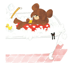 the bears' school sticker #14872
