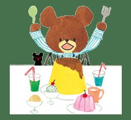 the bears' school sticker #14879