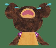 the bears' school sticker #14881