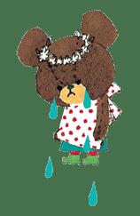 the bears' school sticker #14882