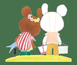 the bears' school sticker #14884