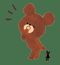 the bears' school sticker #14886