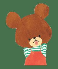 the bears' school sticker #14887