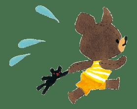 the bears' school sticker #14888