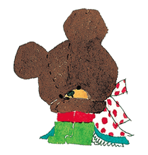 the bears' school sticker #14890