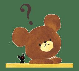 the bears' school sticker #14891