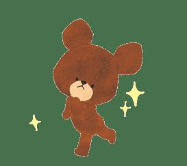 the bears' school sticker #14893