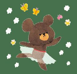 the bears' school sticker #14894