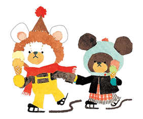 the bears' school sticker #14897