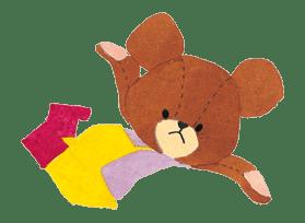the bears' school sticker #14898