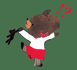 the bears' school sticker #14899
