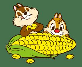Chip 'n' Dale sticker #15159