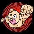 キン肉マン(友情、努力、戦い編)