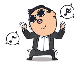 PSY 2nd SPECIAL EDITION sticker #15793