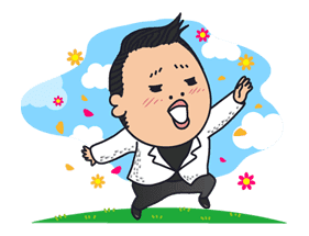 PSY 2nd SPECIAL EDITION sticker #15810