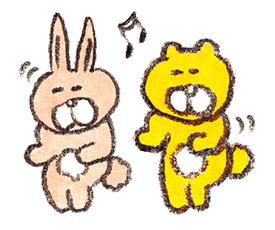 Kumainu & Friends sticker #31754