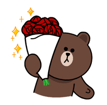 LINE Characters: All the Love sticker #78202