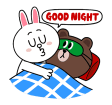 Brown & Cony's Thrilling Date sticker #257169
