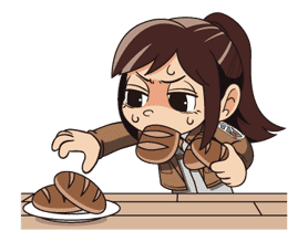 Attack on Titan Animated Stickers sticker #3190324