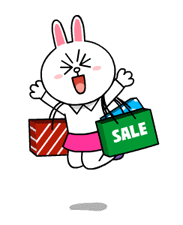 Cony and Jessica: Girls Night Out sticker #4824612