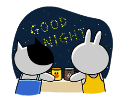 Cony and Jessica: Girls Night Out sticker #4824616