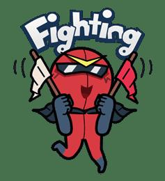 Super V Hero sticker #2756