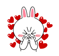 Brown & Cony's Lonely Hearts Date sticker #8683551
