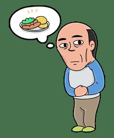 Mr. Baldy: Edition 2 sticker #3725