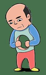 Mr. Baldy: Edition 2 sticker #3733