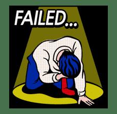 Mary & Jack sticker #5244