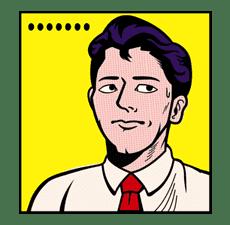 Mary & Jack sticker #5250