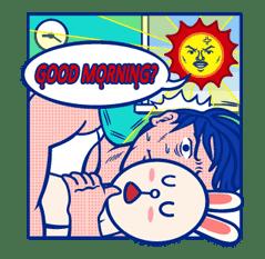 Mary & Jack sticker #5274