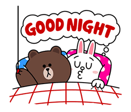 Brown & Cony's Big Love Stickers sticker #11470500