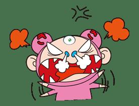 Takashi Murakami sticker #11564